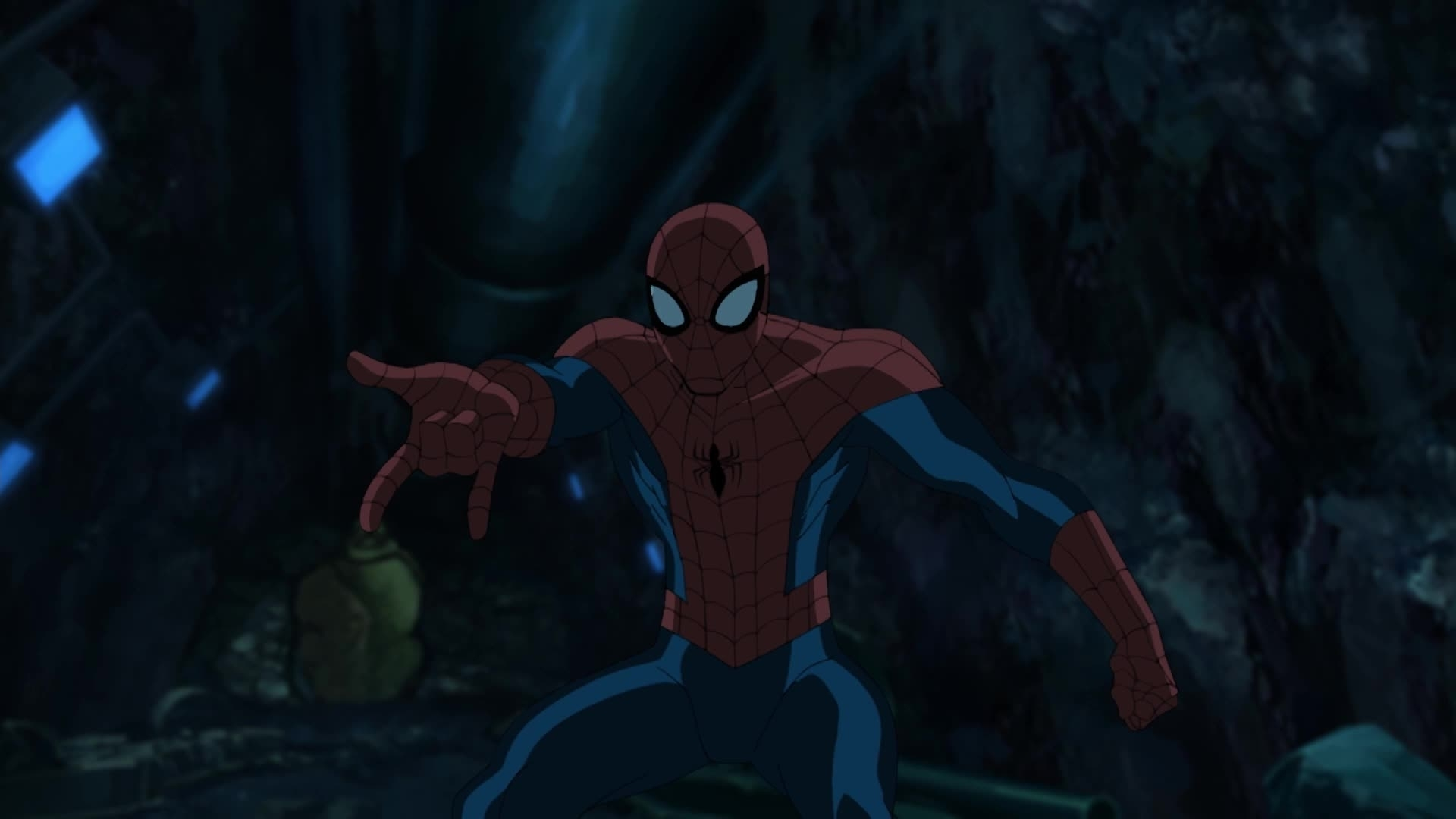 Ultimate Spider-Man - De Lizard valt aan!