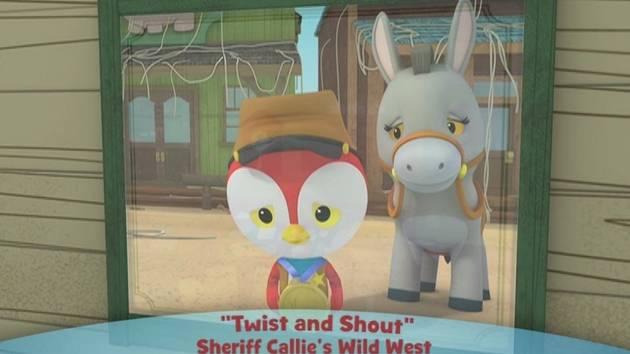 Sheriff Callie's Wild West: Twist & Shout - Music Video