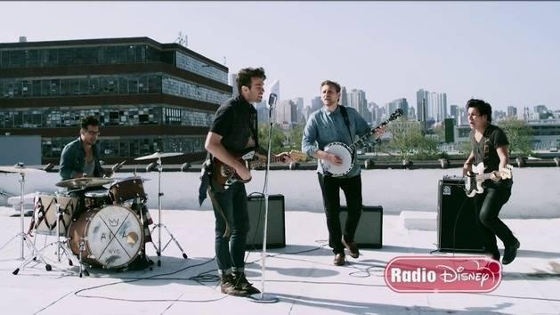 """Believer"" Music Video - American Authors - Radio Disney"
