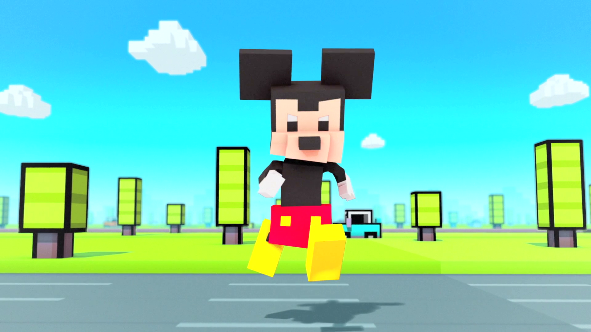 Disney Crossy Road - Official Trailer