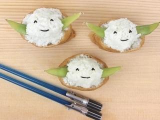 Yoda Inari Sushi