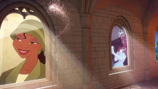 Prinsesskolan - Fest inspirerad av Tiana