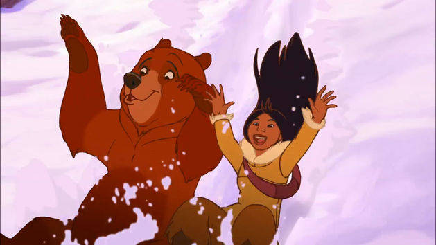 This Feels Like Home - Clip - Brother Bear 2