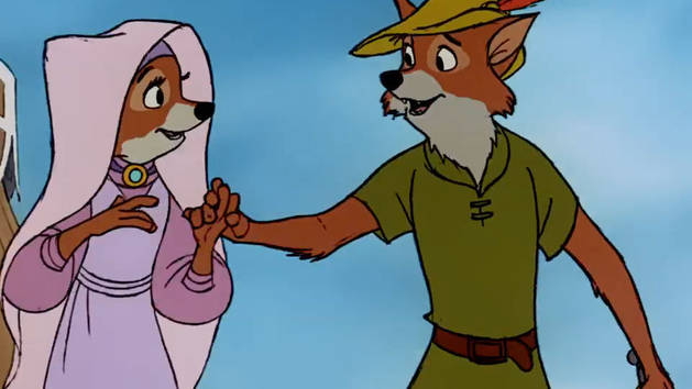 Love Conquers All - Clip - Robin Hood