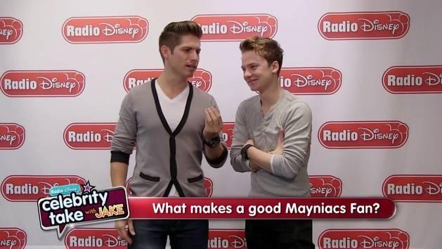 Conor Maynard - Celebrity Take with Jake