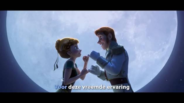 Frozen Sing-a-Long - Liefde geeft ons ruim baan