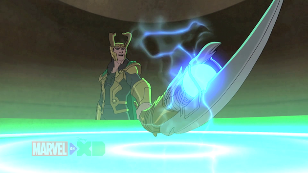 """Asgard Part One: Lightnin' Strikes"" Clip"