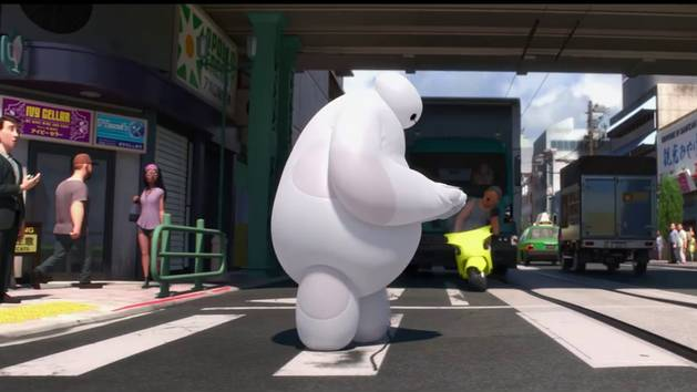 New Technology from the Film | Big Hero 6