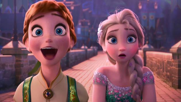 Disney's Frozen Fever Trailer