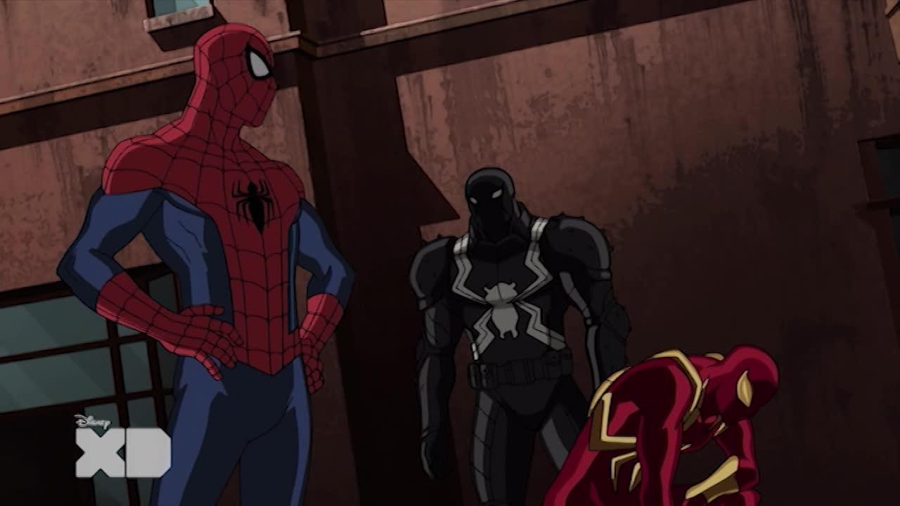 Ultimate Spiderman contro i sinistri 6 - Spiderman come mentore