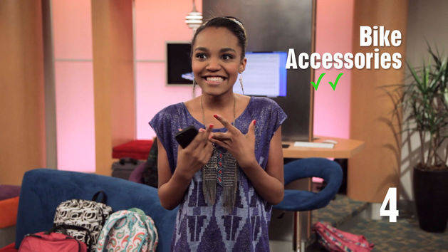 5 Favs: China Anne McClain