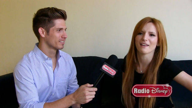 Bella Thorne on Hispanic Heritage Month - Celebrity Take with Jake.
