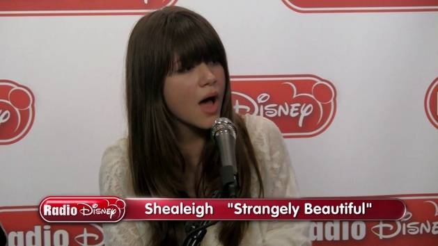 Strangely Beautiful (Acoustic) - Shealeigh