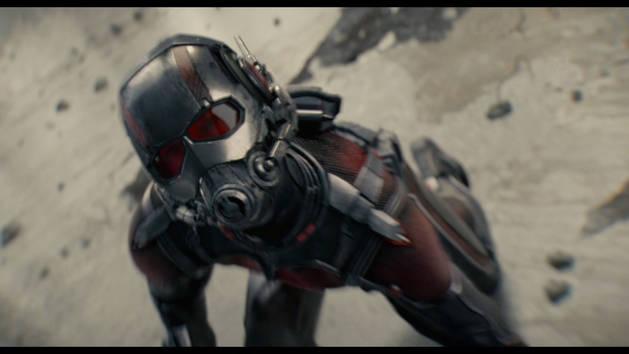 Marvel's Ant-Man Teaser