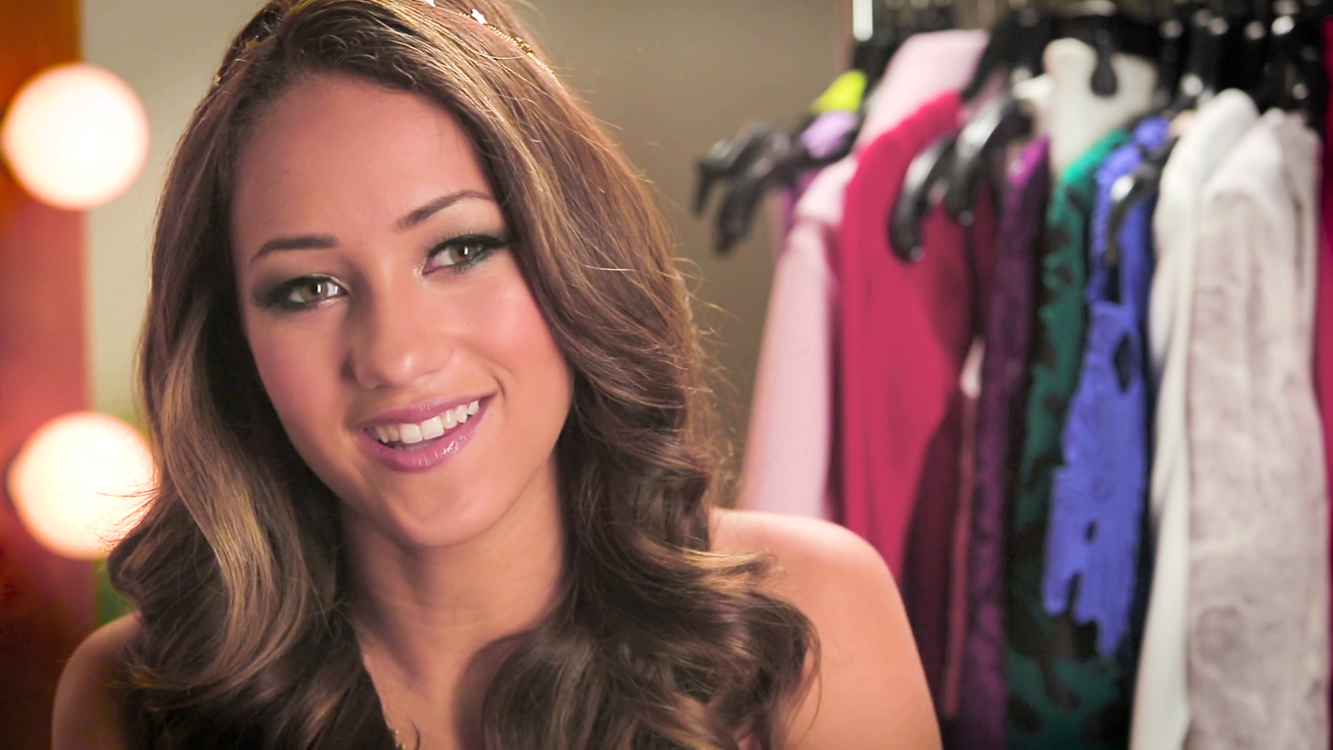 "Skylar Stecker Talks Style | On Set of Disney Star Darlings ""Wish Now"" Remix Music Video"