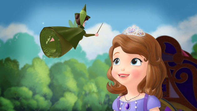 Sofia the First: Fairies