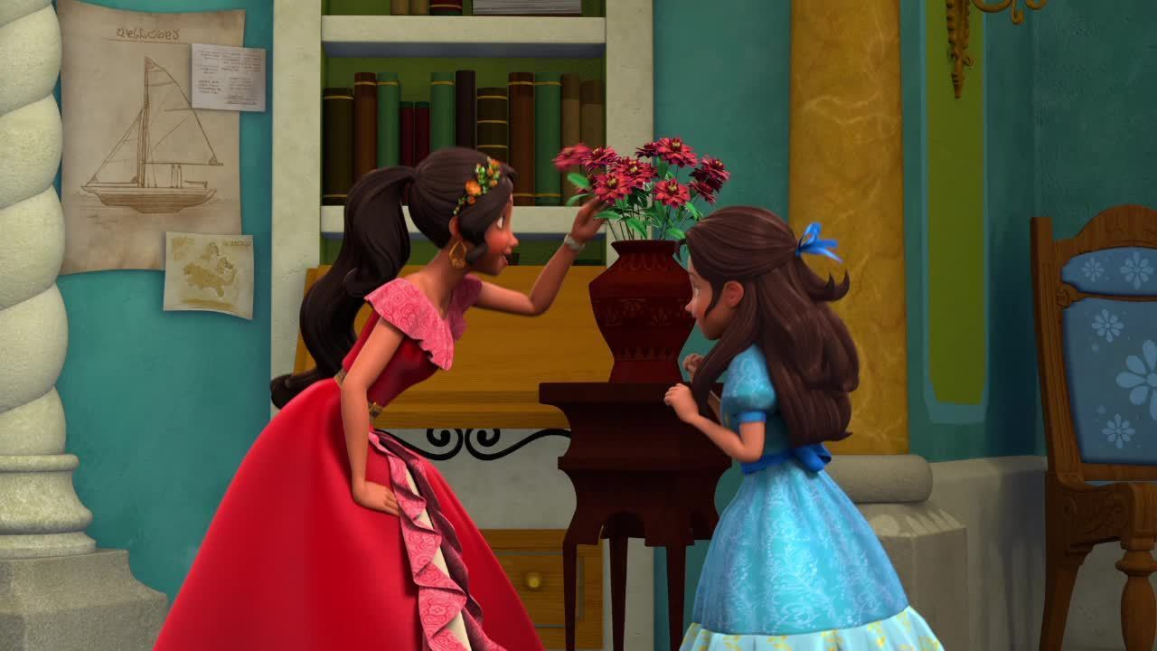 Elena of Avalor: Sister Time