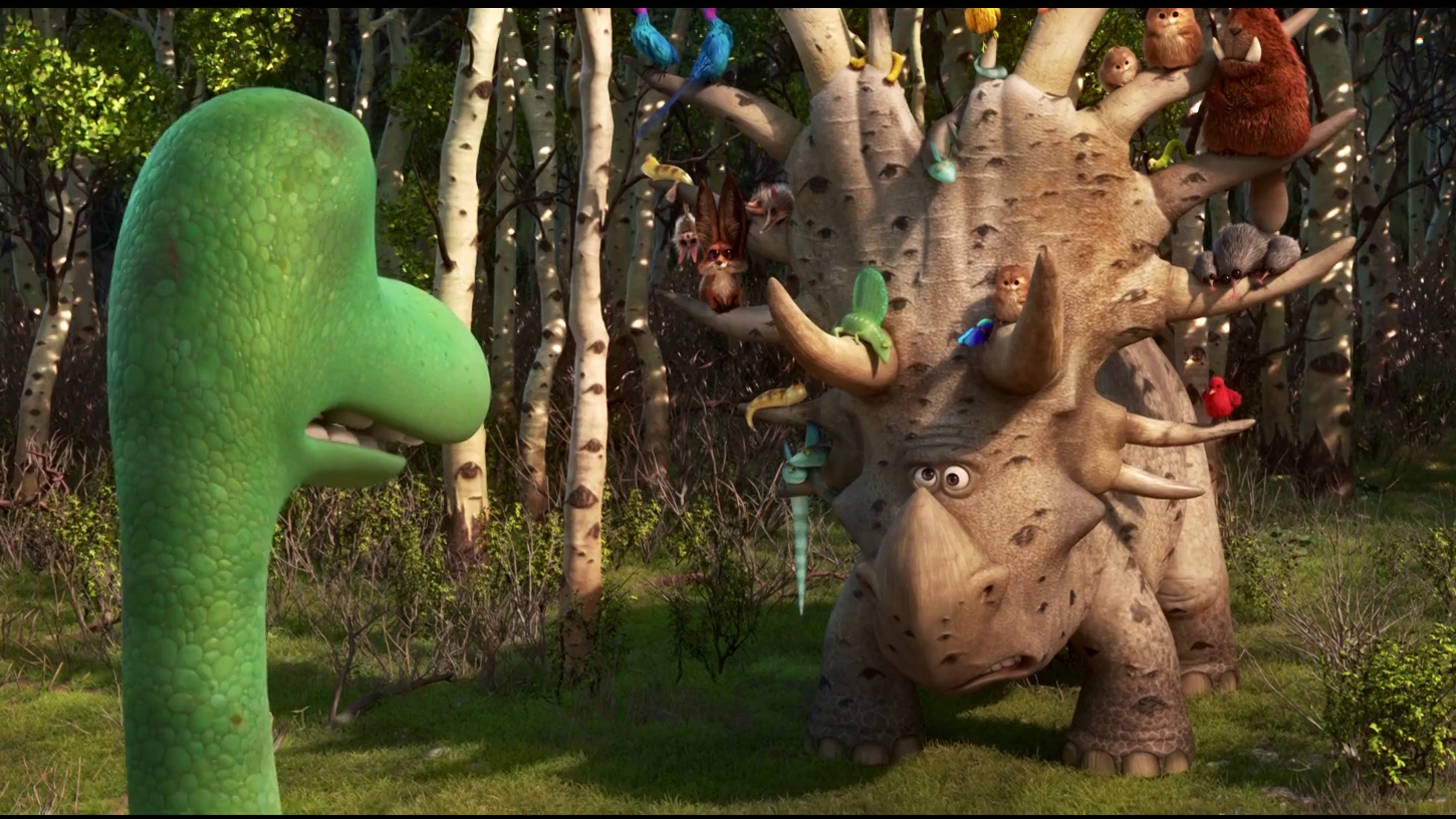 Pet Collector - The Good Dinosaur Clip