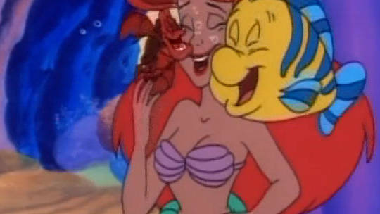 The Little Mermaid: The Sound Of Laughter - Music Video