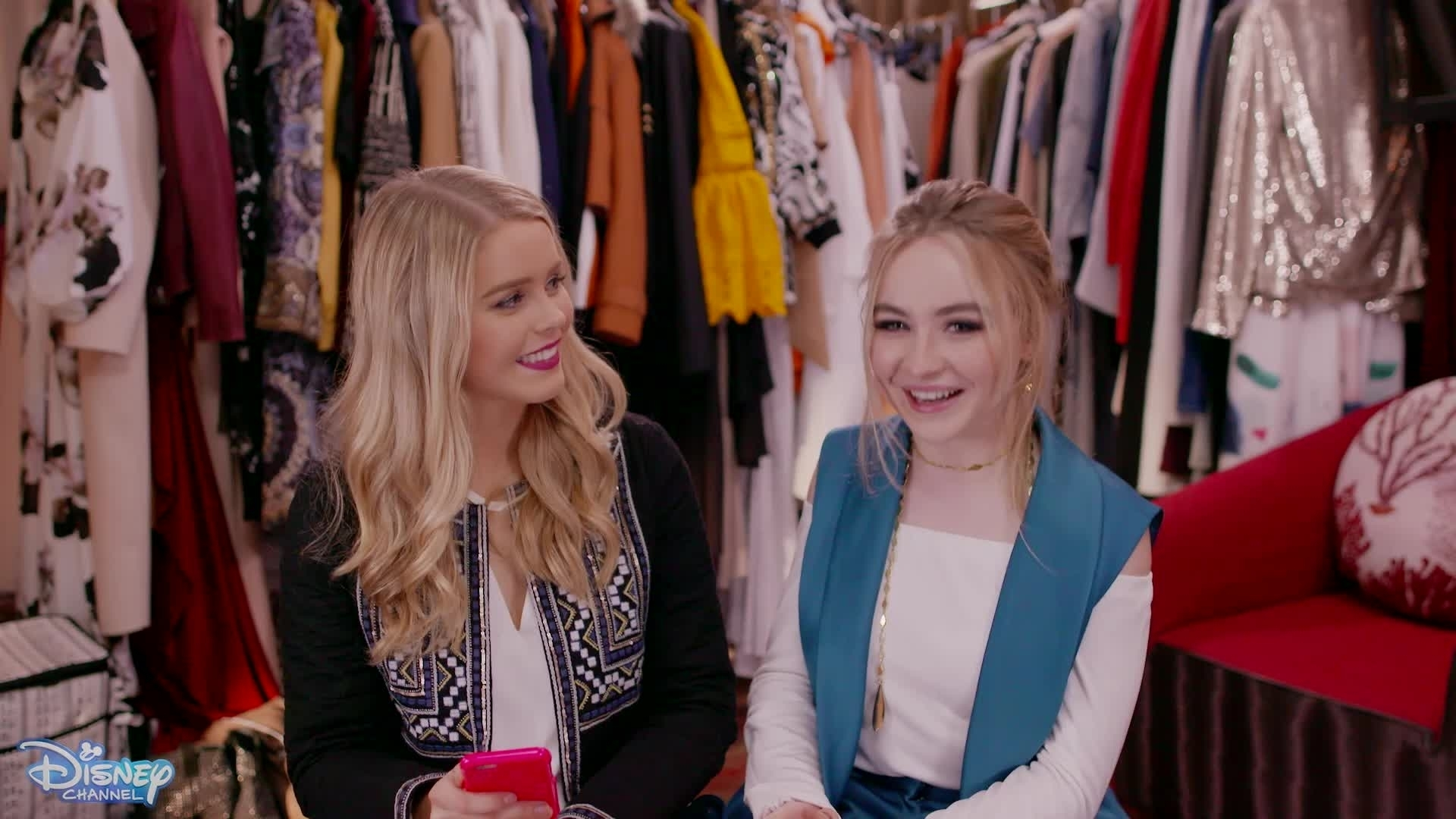 The Style Edit - Sabrina Carpenter: What's In My Bag?