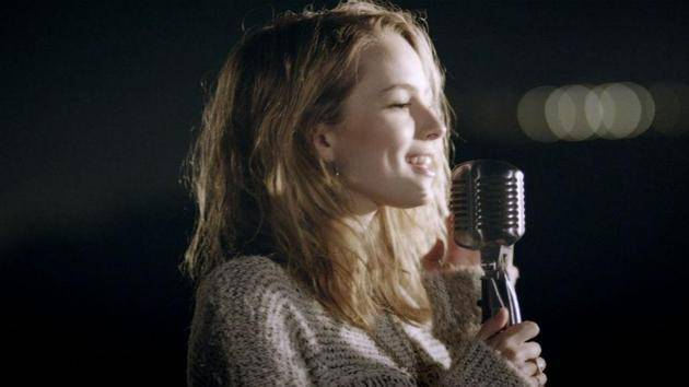 """Top of the World"" (Acoustic) - Bridgit Mendler"