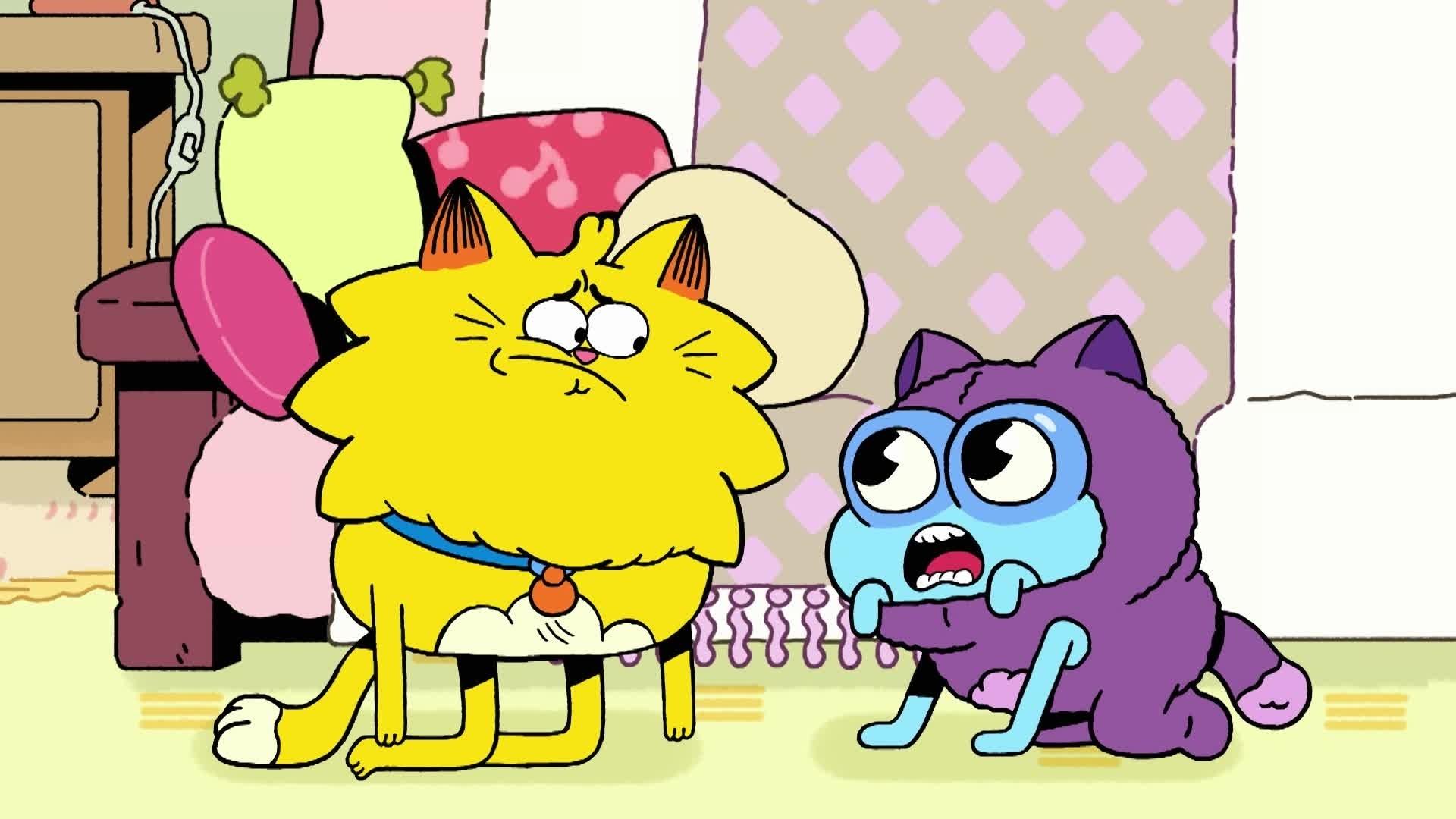 Undercover Kat - Verloren kattenspeeltje