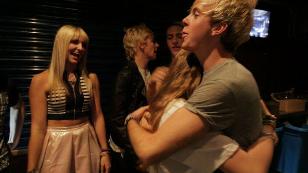 The Fans and Family - R5 on R5