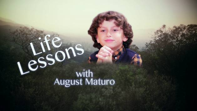 Life Lessons with August Maturo - Oh My Disney
