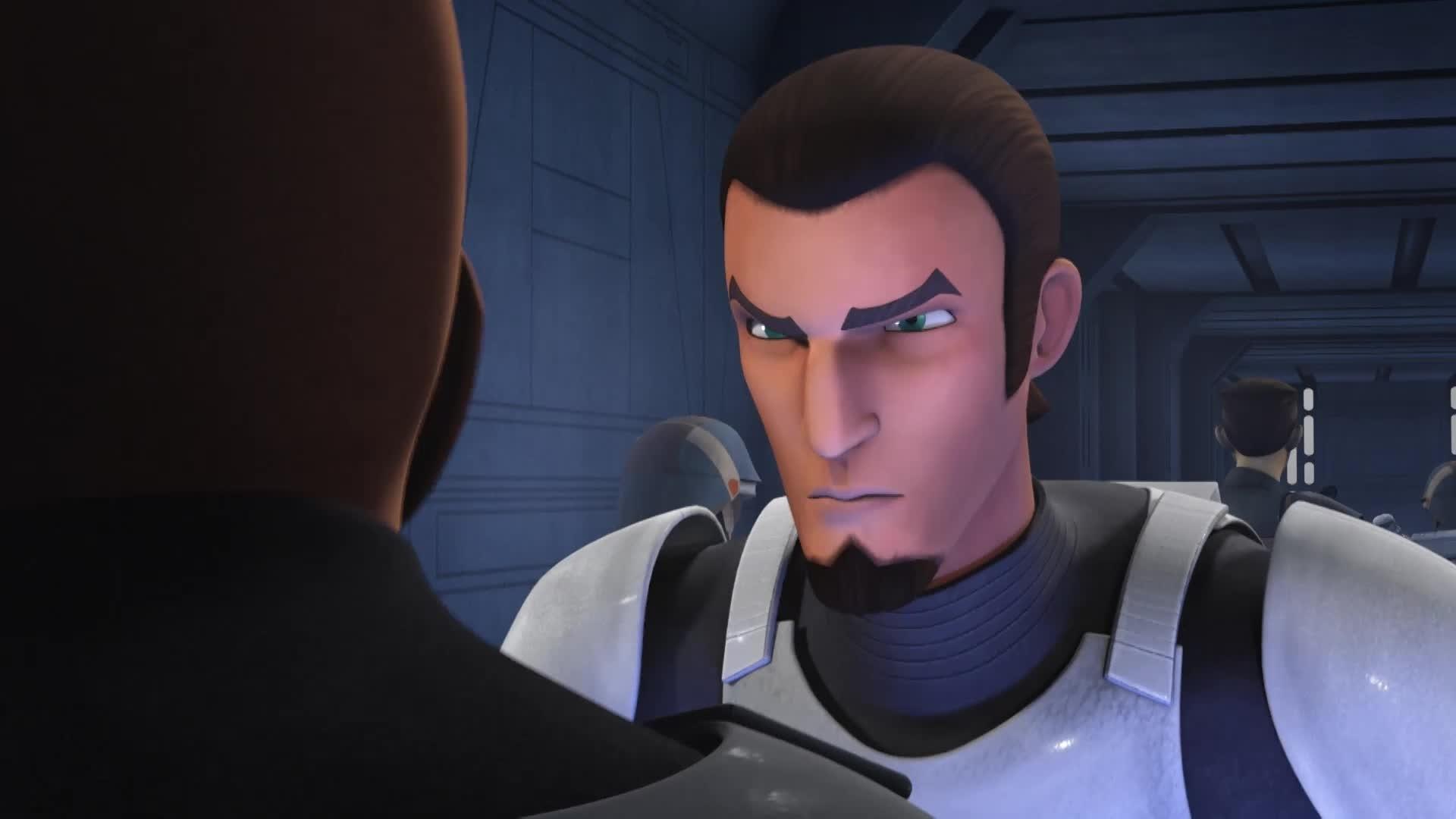Star Wars Rebels - Gesaboteerd wapen