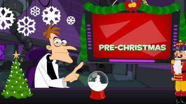 PRE-CHRISTMAS