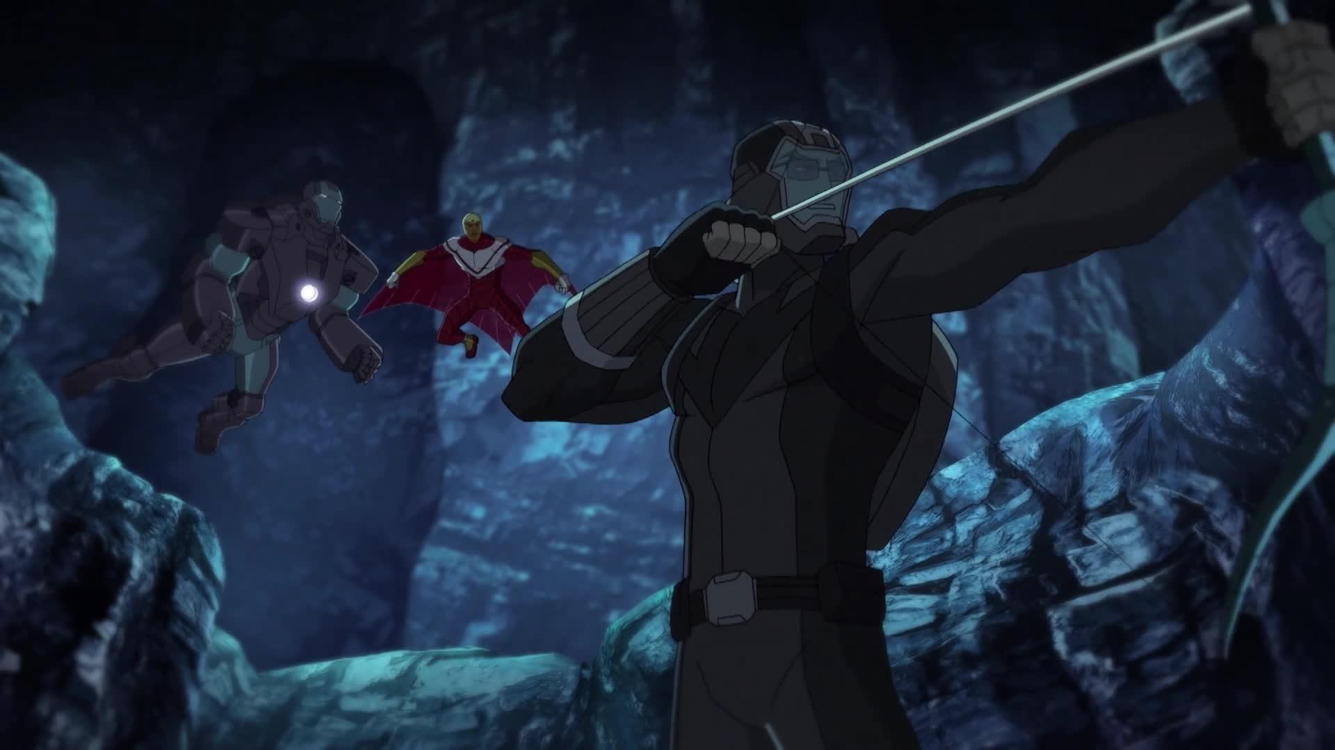 Avengers Assemble - Onderwater gevecht