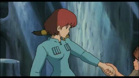 Nausicaa Of The Valley Of The Wind: Under The Toxic Forest
