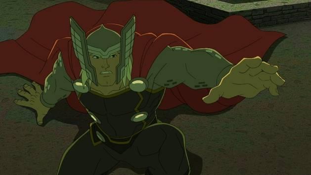Avengers Zjednoczeni - Planeta Doktora Dooma