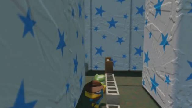 Sulley's Maze - DISNEY INFINITY Toy Box
