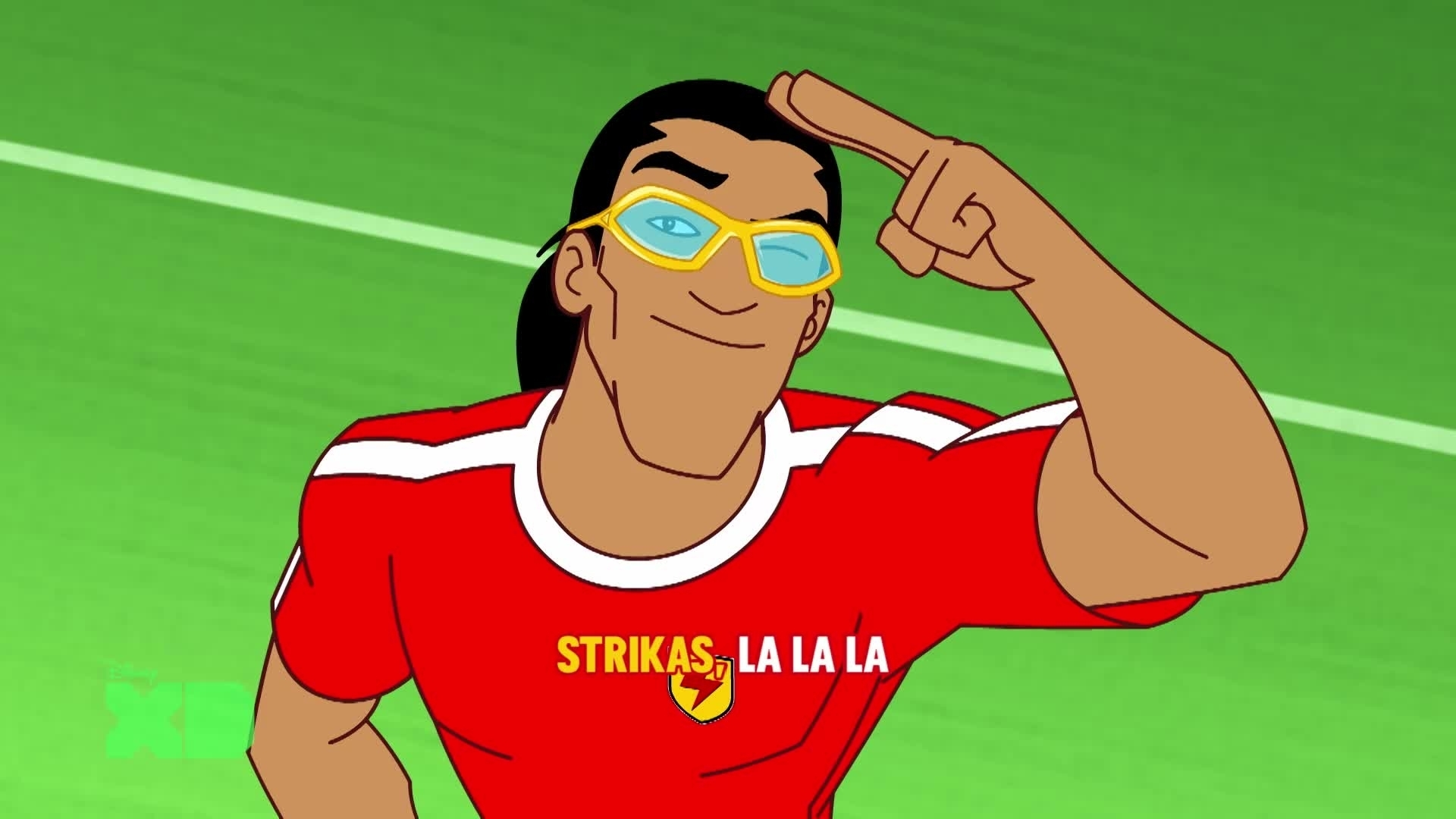 Football Chants | Supa Strikas