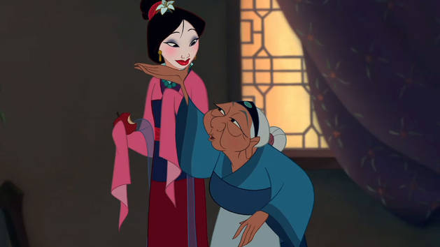 Mulan: Prepping for the Matchmaker