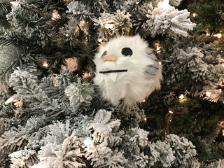 Wampas Go from Abominable to Adorable with This DIY Holiday Ornament