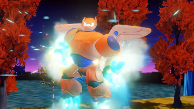 Disney Infinity 2.0: Hiro and BaymaxTrailer