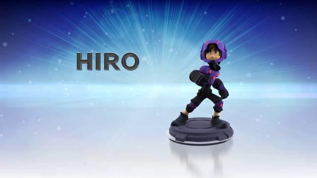 Hiro - Disney Infinity 2.0