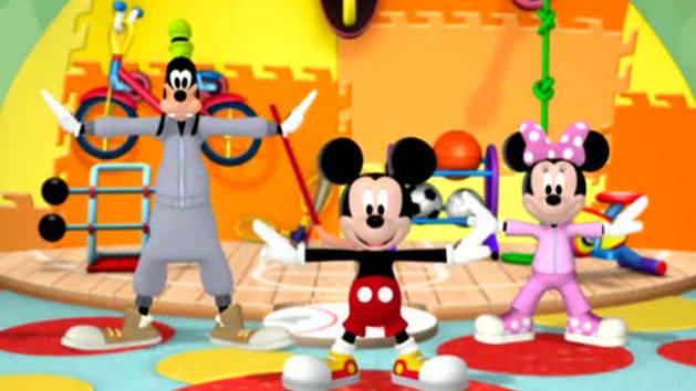 Mickey Says!