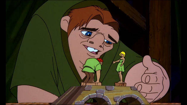 Ordinary Miracle - Clip - The Hunchback of Notre Dame II