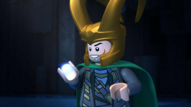 Episode 1: A Faceful of Danger! - LEGO Marvel Super Heroes