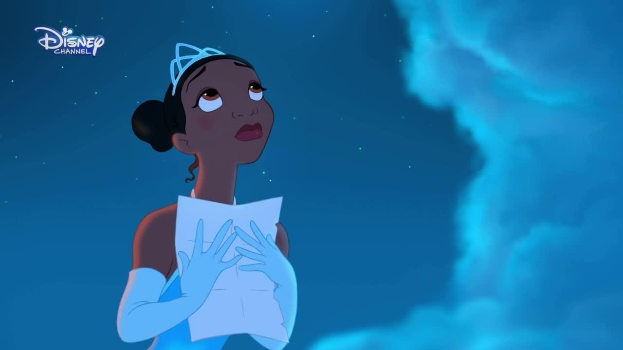 Dream Big Princess - I Dream - Tiana - ME