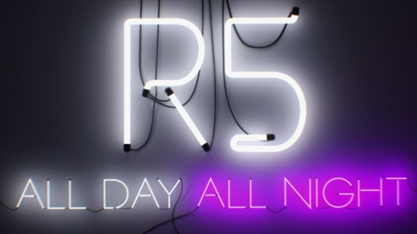 """All Day, All Night: """"One Last Dance"""" (Performance) - R5"""