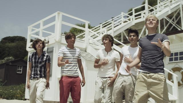 """What Makes You Beautiful"" - One Direction"