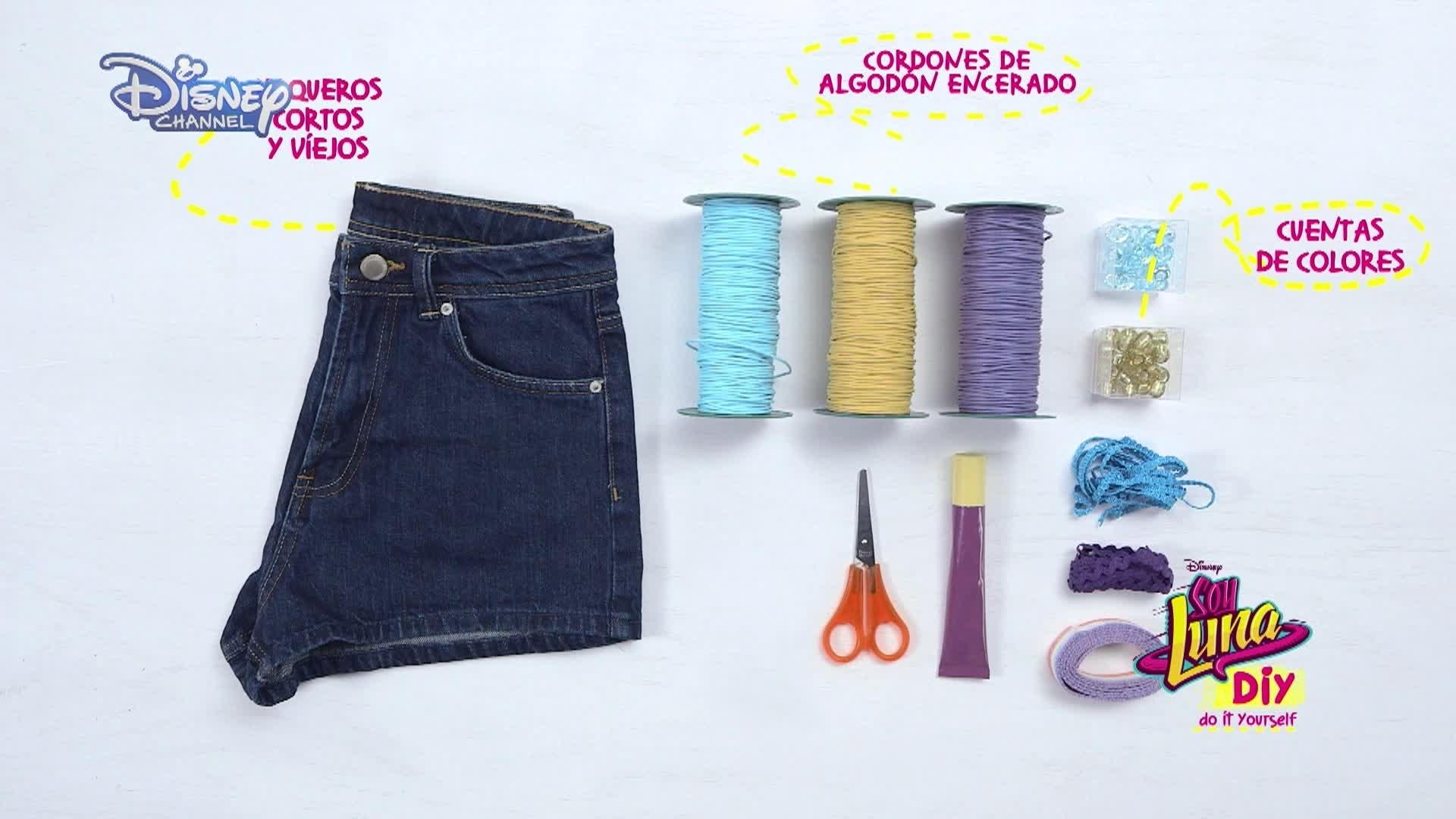 Soy Luna DIY: Fashion & Beauty - 8