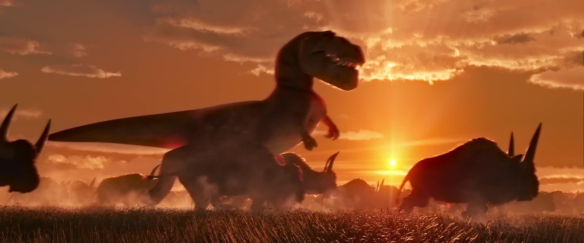 Il viaggio di Arlo - Teaser Trailer
