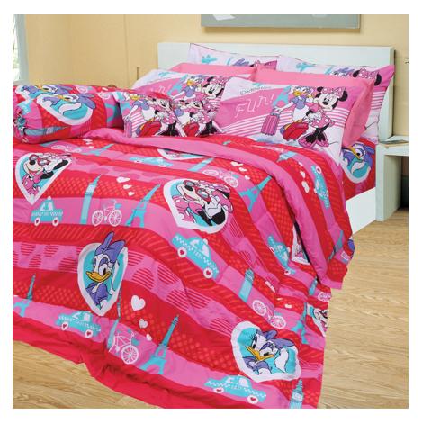 ชุดเครื่องนอนหรูหราลาย Minnie