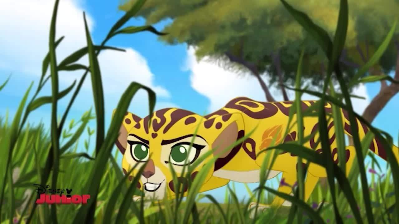 The Lion Guard - Canzone Zuka Zama