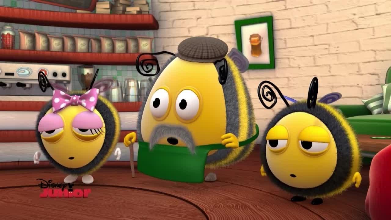 Le nuove avventure della famiglia Bee!